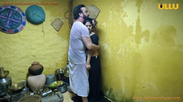 बहन के ससुर ने ब्लैकमेल करके चोदा इंडियन हिंदी सेक्स विडियो CharmSukh Jane Anjane Mein 3 Part 2 2021 Ullu Original 1