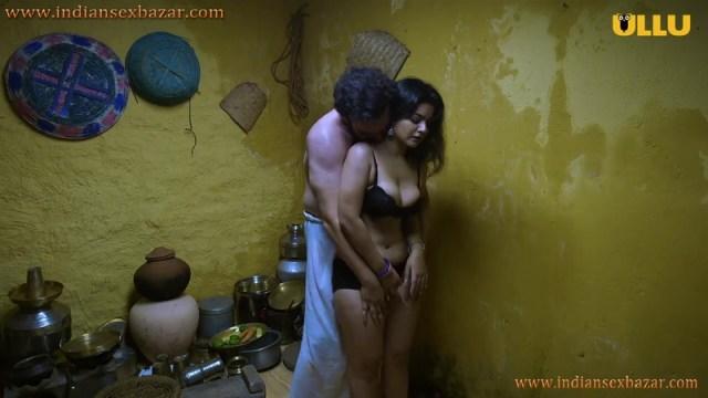 बहन के ससुर ने ब्लैकमेल करके चोदा इंडियन हिंदी सेक्स विडियो CharmSukh Jane Anjane Mein 3 Part 2 2021 Ullu Original 15