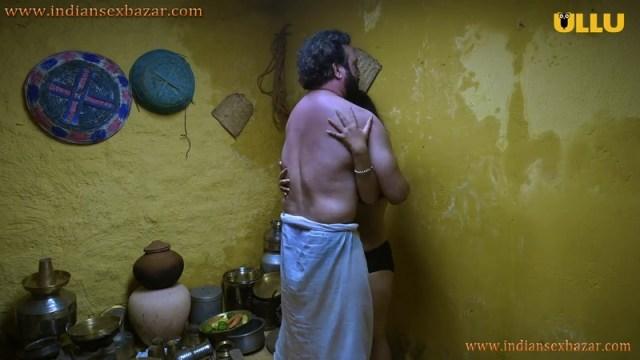 बहन के ससुर ने ब्लैकमेल करके चोदा इंडियन हिंदी सेक्स विडियो CharmSukh Jane Anjane Mein 3 Part 2 2021 Ullu Original 16