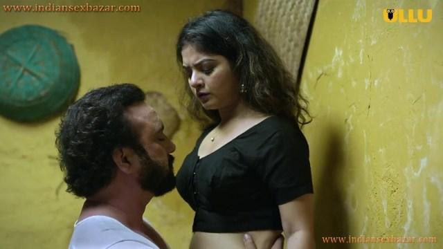 बहन के ससुर ने ब्लैकमेल करके चोदा इंडियन हिंदी सेक्स विडियो CharmSukh Jane Anjane Mein 3 Part 2 2021 Ullu Original 2
