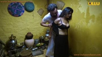 बहन के ससुर ने ब्लैकमेल करके चोदा इंडियन हिंदी सेक्स विडियो CharmSukh Jane Anjane Mein 3 Part 2 2021 Ullu Original 4
