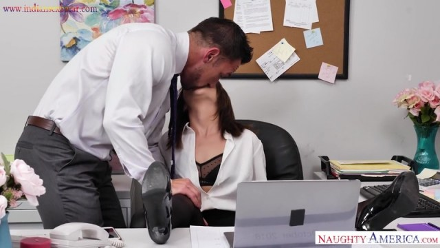 Hot Office Girl Isabella Nice Fucked In Office By Big Dick Full HD Porn Video And XXX Sex Pic Gallery 1