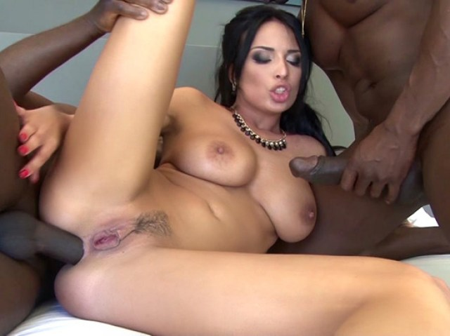 Two Big Black Cock Double Penetrate Married Milf Full Hd Porn