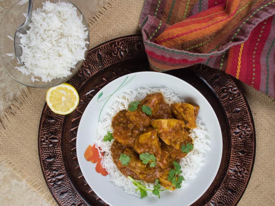 Easy Peasy Weeknight Curry