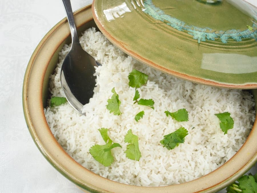 Stovetop Basmati Rice
