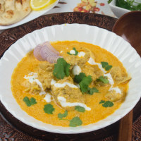 Indian Chicken Korma (Shahi Korma)
