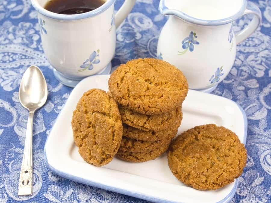 Cardamom Spice Cookies (Indianish)