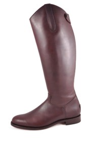 El Estribo Elegant Brown Boot