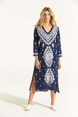 GOA INDIGO DRESS R3399.00