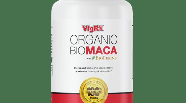 VigRX Organic Bio Maca India