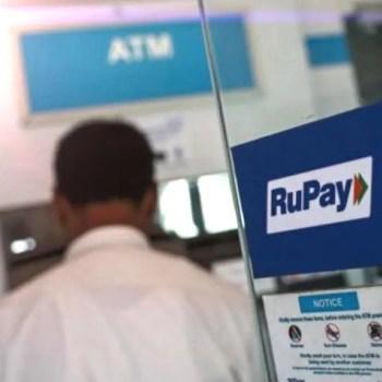 RuPay Cards at ATMs