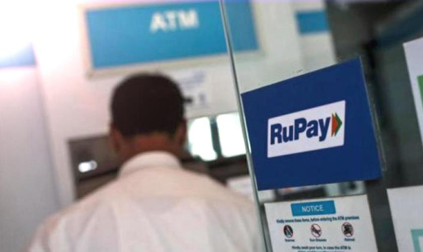 RuPay Cards at ATMs