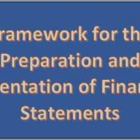 Framework for the Preparation and Presentation of Financial Statements