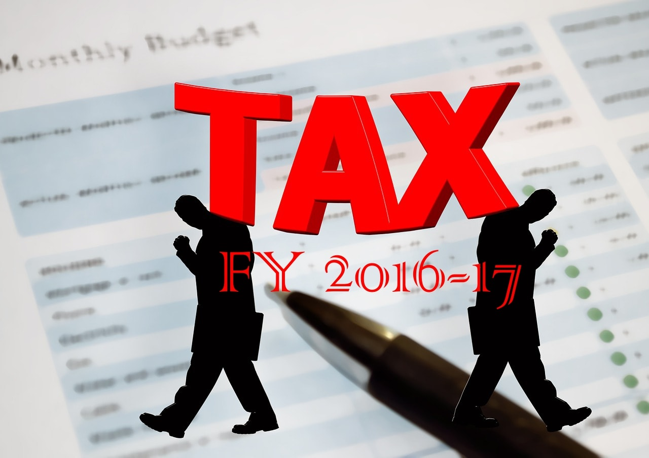 Income Tax Rates FY 2016-17-min