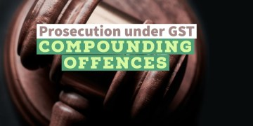 Compounding of Offence in GST