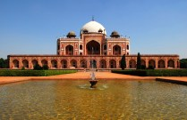 Top Monuments of India Humayuns Tomb Delhi 45
