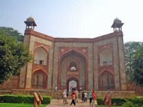 Top Monuments of India Humayuns Tomb Delhi 5