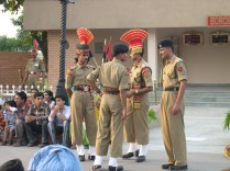 Wagah Border Ceremony Pictures 15