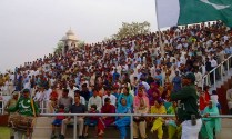 Wagah Border Ceremony Pictures 5
