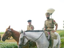 Wagah Border Ceremony Pictures