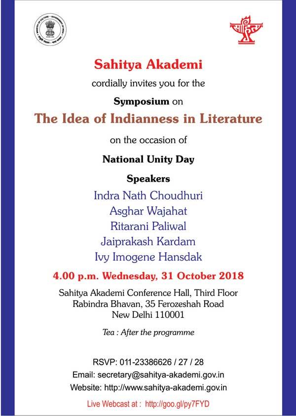 indianness_in_literature_symposium_31-10-18