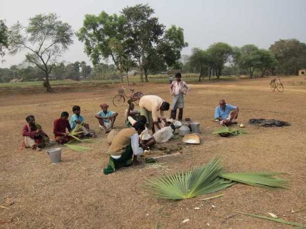 Slideshow | Santal village life – West Bengal