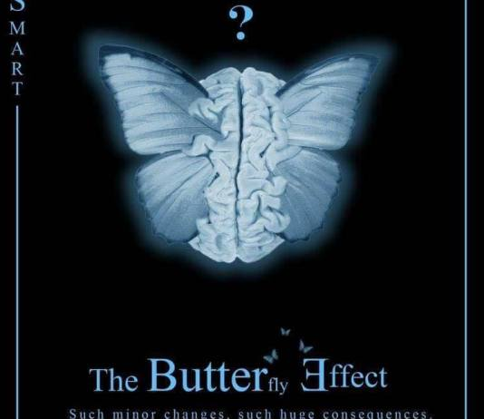 Butterfly effect Endless process of cause and effect Movie review