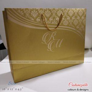 Bag SLarge - 16x12x4-5