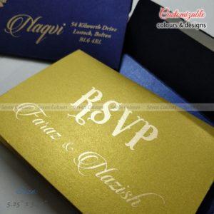 RSVP - 8131 - Foldable - 2