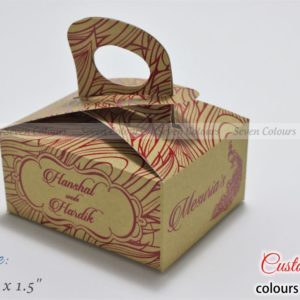 Rich Cake Box Handle Red and Gold (1)