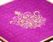 cloth type wedding cards