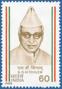 Dr Saifuddin Kitchlew