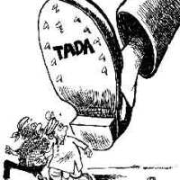 Terrorist and Disruptive Activities (Prevention) Act  (TADA)