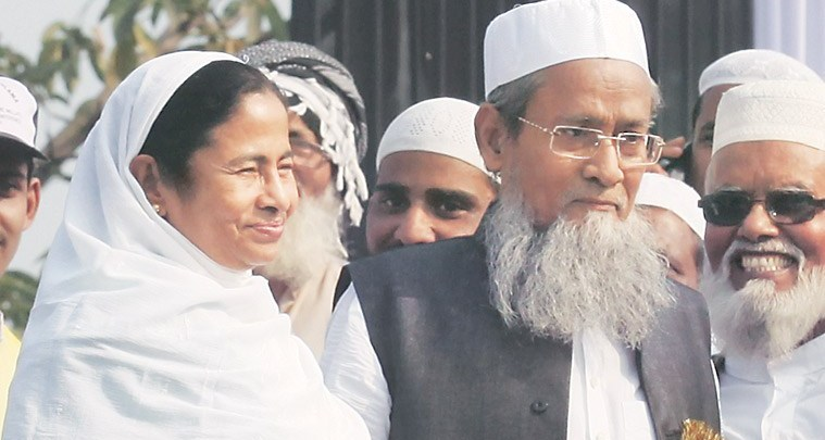 Siddiqullah Chowdhury, West Bengal Minister & President of Jamiat Ulema-e-Hind's West Bengal
