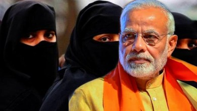 Photo of First arrest in Delhi after passing triple talaq bills.