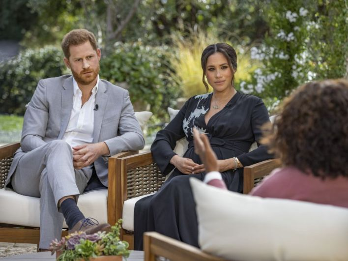 Meghan Markle Reveals to Oprah Why She and Prince Harry Are Finally Ready to Talk Now