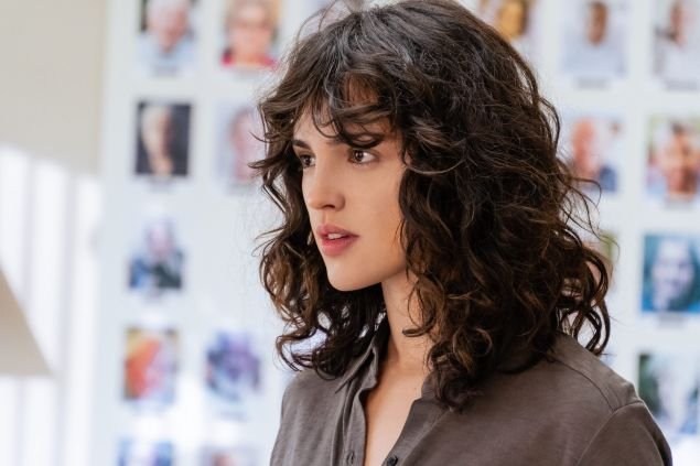Eiza González as Fran in I Care a Lot