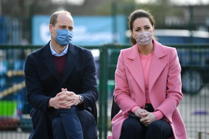 Prince William Says the Royals Are Not a Racist Family