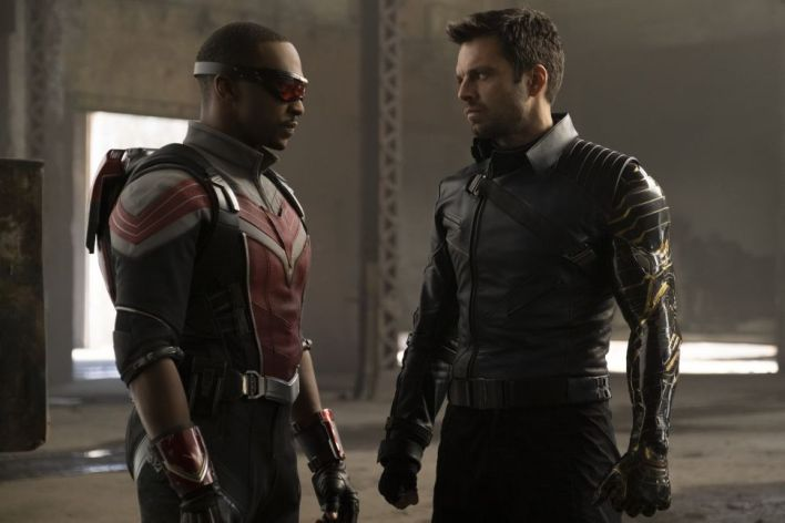 'The Falcon and the Winter Soldier' Proves These Heroes Deserved a Do-Over