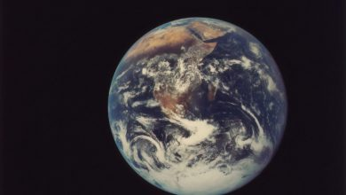 Photo of Alien Planet Theia Buried Inside Earth Located by Researchers