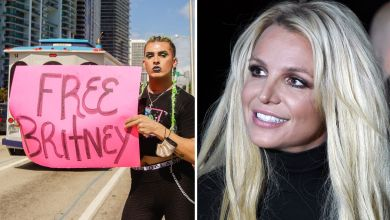 """Photo of Britney Spears """"Cried for 2 Weeks"""" Right after NYT's 'Framing' Doc"""