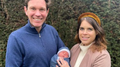 Photo of Princess Eugenie Cancels Infant August's Christening Soon after Covid Scare