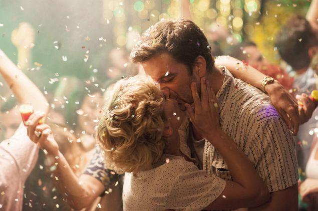 Sebastian Stan and Denise Gough star in Monday