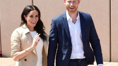 Photo of Prince Harry Is Delighted to Reunite With Meghan Markle at California Dwelling