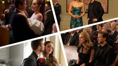 Photo of Dynasty's Liz Gillies & Adam Huber Take All Our Falliam Questions