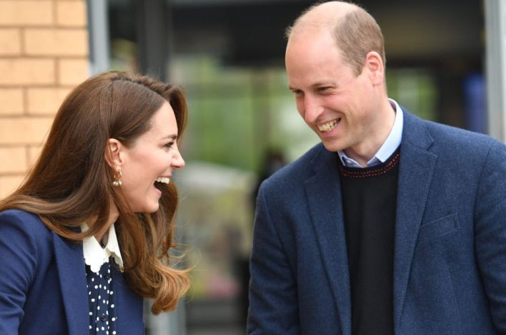 Kate Middleton Reunited With Prince William in Scotland Today