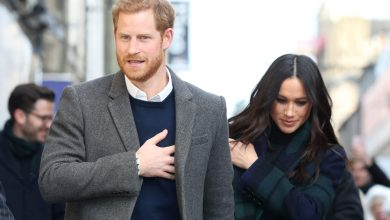 Photo of Prince Harry & Meghan Markle Achieved in London Supermarket to Prevent Push