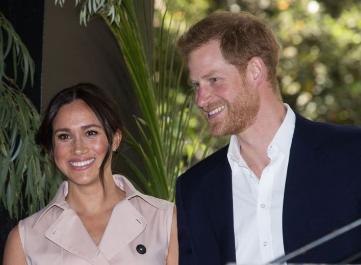 Prince Harry and Meghan Markle Welcome a Baby Girl