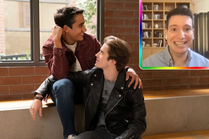 Inside the 'Love, Victor' S2 Finale and What Comes Next, With Brian Tanen