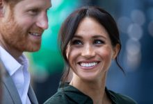 Photo of Meghan Markle Won't Travel to U.K. With Prince Harry for Diana Statue